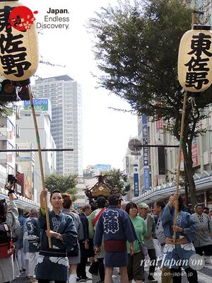 第40回よこすかみこしパレード 2016年10月16日【30. 東佐野町会】YMP16_063