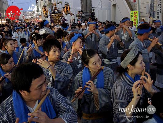 〈八重垣神社祇園祭〉横町区 @2016.08.04 YEGK16_028