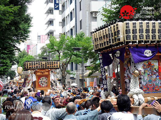 「都會」/「白漣睦」2016年 横浜開港祭 みこしコラボレーション_YH16_080
