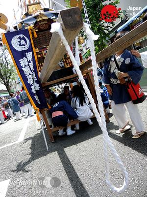 「湘南連合神輿保存會」2016年 横浜開港祭 みこしコラボレーション_YH16_037