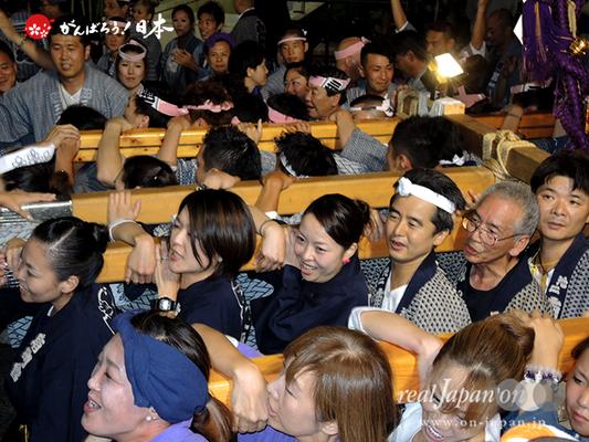 〈第47回 ふくろ祭り〉2014.09.28【池袋二丁目南町会】Ⓒreal Japan'on!:fkr14-014
