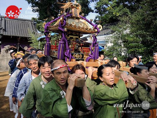 北小岩 八幡神社例大祭 2016年10月02日 KKH16_003