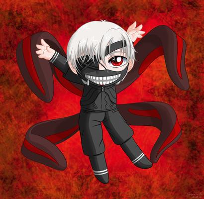 Ken Kaneki, Tokio Ghoul