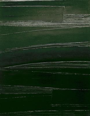 Substanz 01 · Acryl auf Leinwand · 70x100 cm