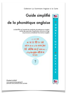 Ce guide est destiné à toutes les personnes qui veulent réussir à prononcer correctement les mots en anglais afin de pouvoir …enfin se faire comprendre à l'oral en anglais!