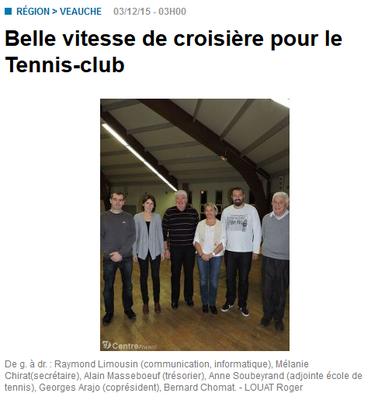Les nouveaux membres du bureau.  Manque Liliane Bouchut (co-présidennte), Monique Bouchu (Equipes adultes femmes), Arnaud Bouhey (Equipes adultes hommes).