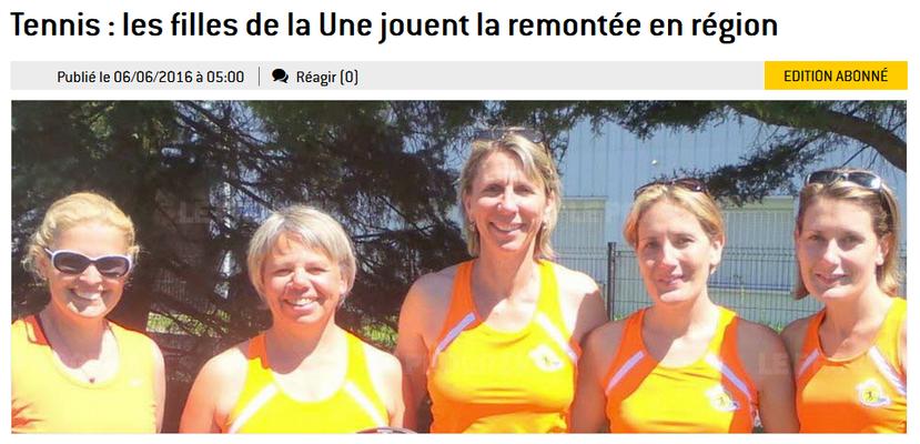 Equipe 1 femmes mai 2016 (2)