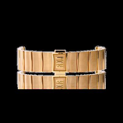 Uhrenarmband in Rotgold von der Goldschmiede OBSESSION