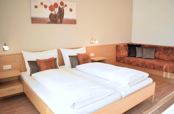 appartamento Ida camera da letto 1