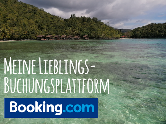 Booking-Buchungsplattform