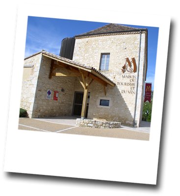 La Maison du Tourisme et des Vins de Monbazillac