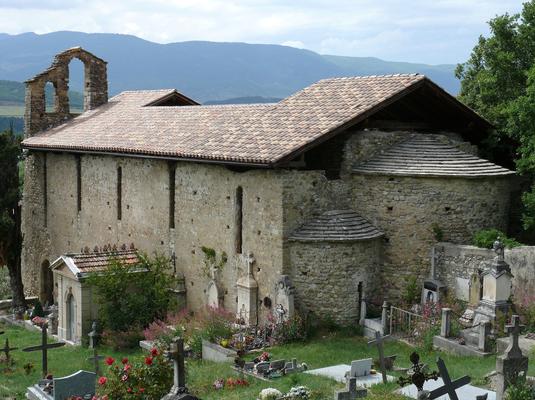 Chapelle de Volonne