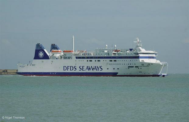 Deal Seaways. Courtesy Nigel THORNTON.