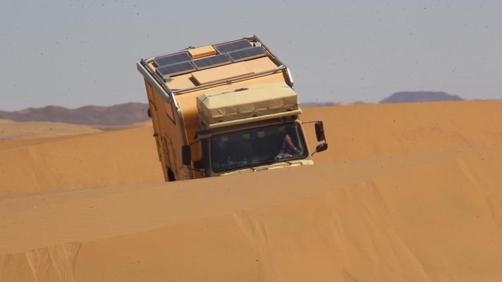 Dünentag, Etoile le Dune