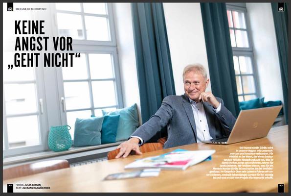 Interview mit Martin Görlitz