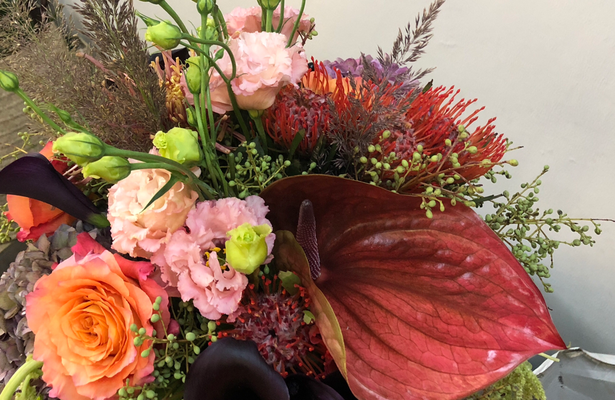 Regelmäßig und zuverlässig - Unser Blumen-Abo-Service für Kunden, Mitarbeiter - oder auch privat