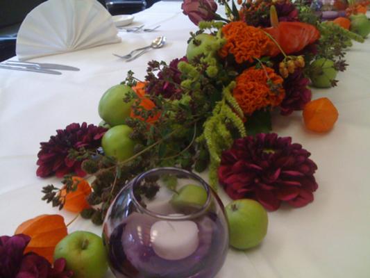 Ideenreiche Tischgestaltung für Feiern aller Art in München