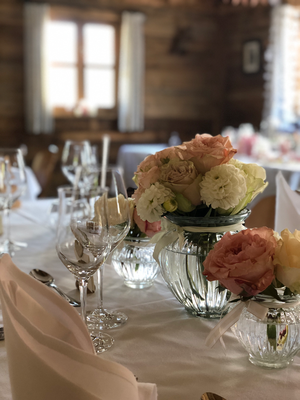 Hochzeiten, Familienfeiern in gedeckten Farben ...