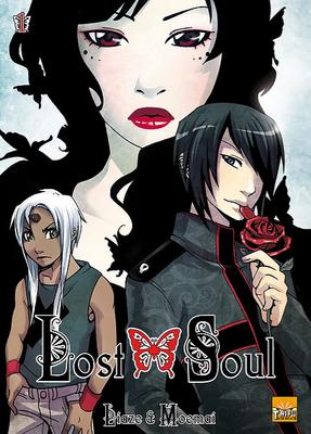 Liaze - Lost Soul - La BD est dans le pre 2020