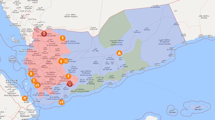 Jemen - Stand 01.02.2021