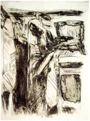 Darnaud, sans titre, 30x23,5