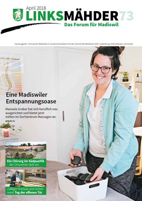 LINKSMÄHDER April 2018