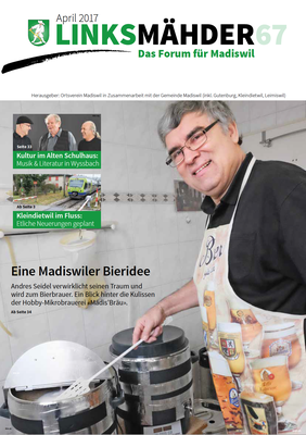 LINKSMÄHDER April 2017