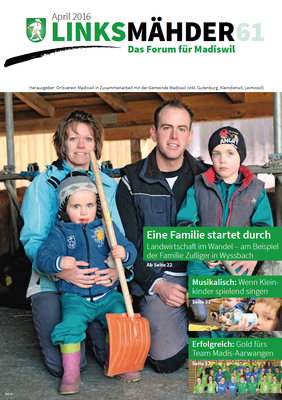 LINKSMÄHDER April 2016