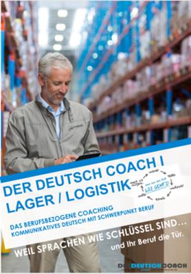 Der Deutsch Coach für Logistikmitarbeiter