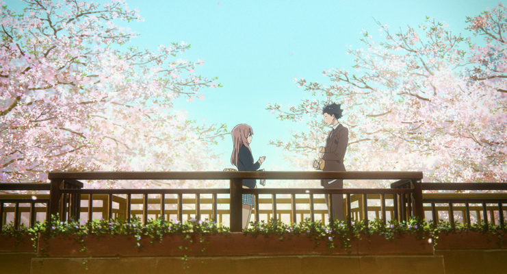 ©Yoshitoki Oima, KODANSHA/A SILENT VOICE The Movie Production Committee. All Rights Reserved. Based on the manga «A SILENT VOICE» by Yoshitoki Oima originally serialized in the weekly SHONEN MAGAZINE published by KODANSHA Ltd.