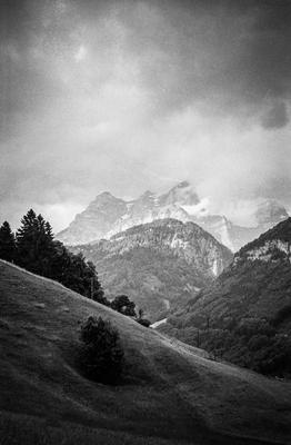 Berge, Nikon F80
