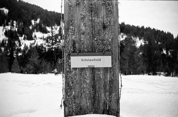 Schneefeld, Minolta X700