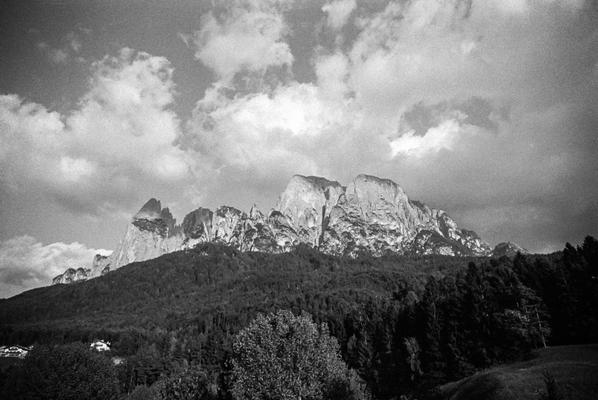 Gebirge, Nikon F80