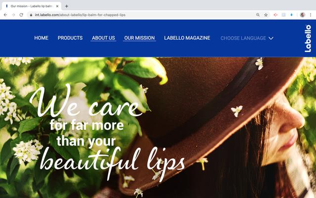 Labello Website