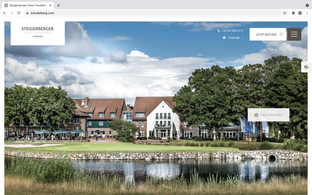 Steigenberger Website