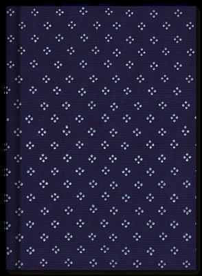 Blaudruck Vierpunkt