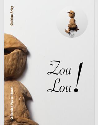"""Couverture du Livre """"ZOU LOU"""""""
