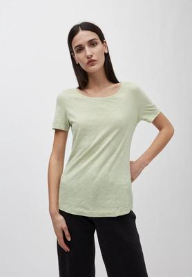JOHANNAA T-Shirt aus Bio-Baumwolle-Kapok Mix pistachio – €39,90