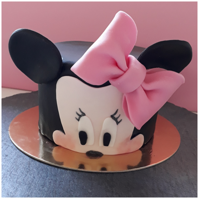 Motivtorte Minnie Mouse