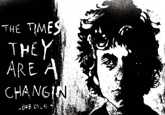 """""""Bob Dylan"""" _Zuckertusche"""