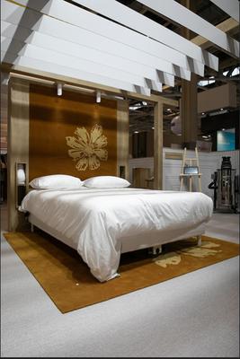 Chambre hôtel,  Isabelle Mourcely décoratrice UFDI, Tours-Chinon, Centre Indre et Loire 37