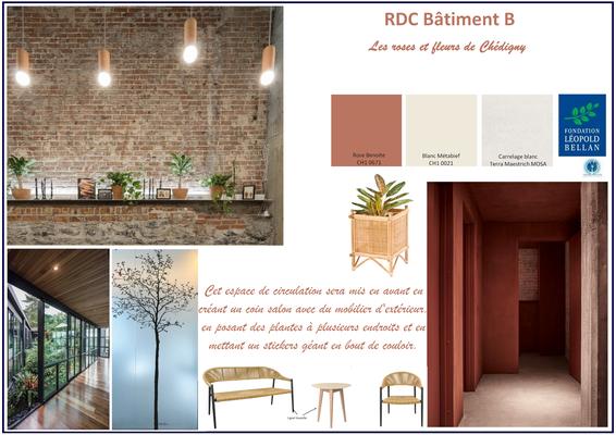 Isabelle Mourcely-Décoration, membre UFDI; construction Centre Habitat, Beaumont en Véron, Centre Val de Loire; Chinon-Tours
