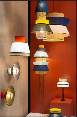Luminaires, Isabelle Mourcely décoratrice UFDI, Tours-Chinon, Centre Indre et Loire 37