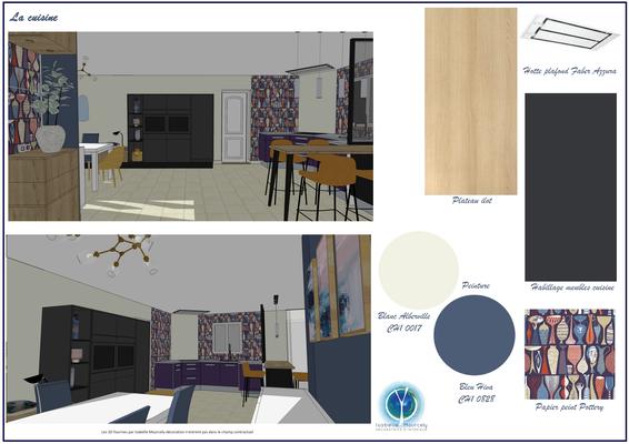 3D; Chinon; Isabelle Mourcely Décoration; décoratrice UFDI Centre Val de Loire