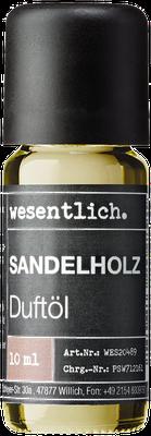 Sandelholz Duftöl von wesentlich.