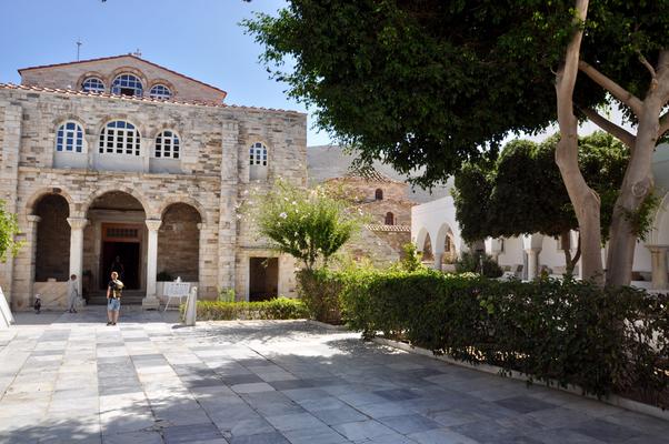 Paros Parikia Kirche