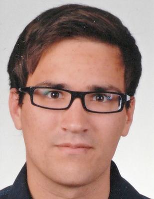 Doktorant Julian Hussmann