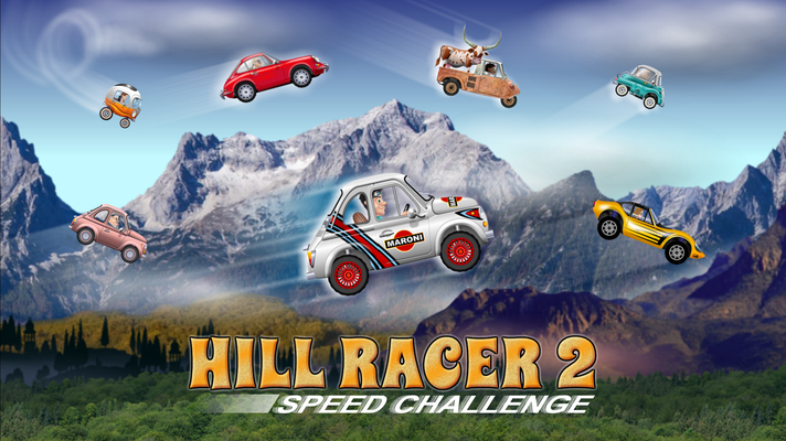 Hill Racer 2 - Apple TV 4