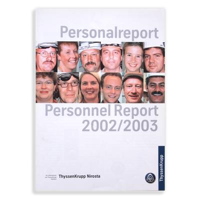 Personalreport ThyssenKrupp Nirosta, Krefeld