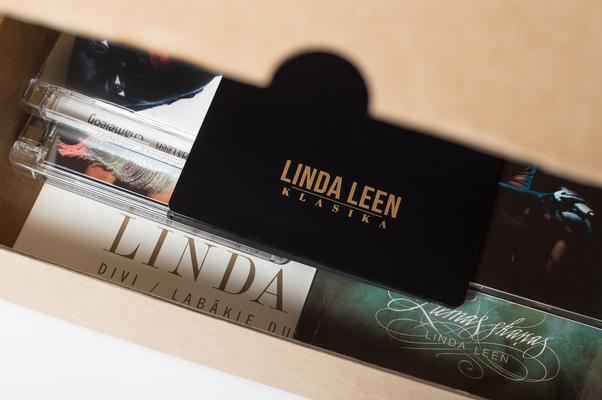 Sadarbībā ar Linda Leen